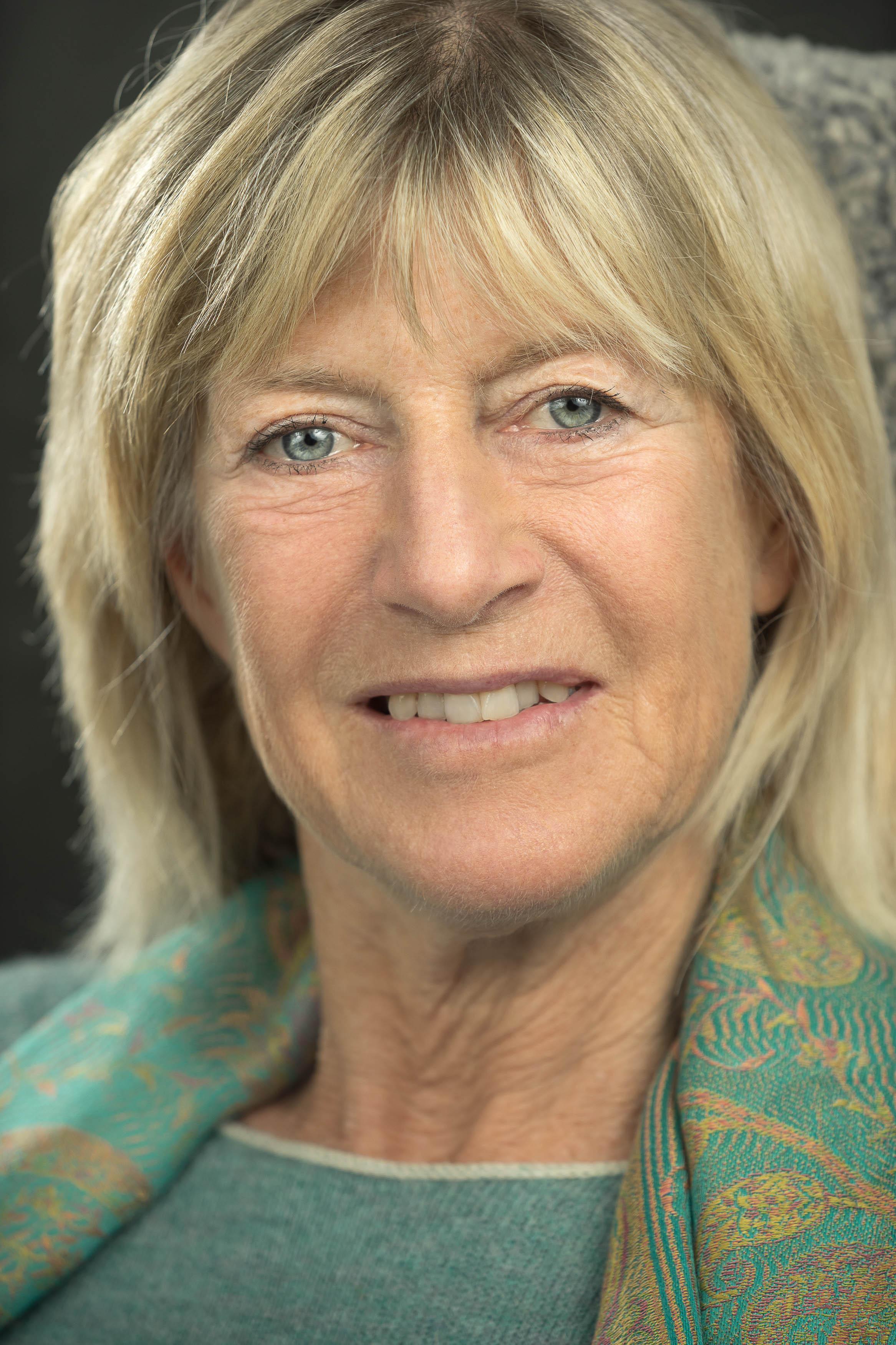 portrætbillede af Anjee Gitte Carlsen